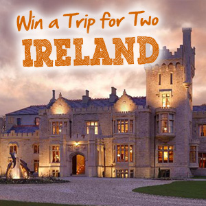 Irish-US.org Trip in Ireland Sweepstakes